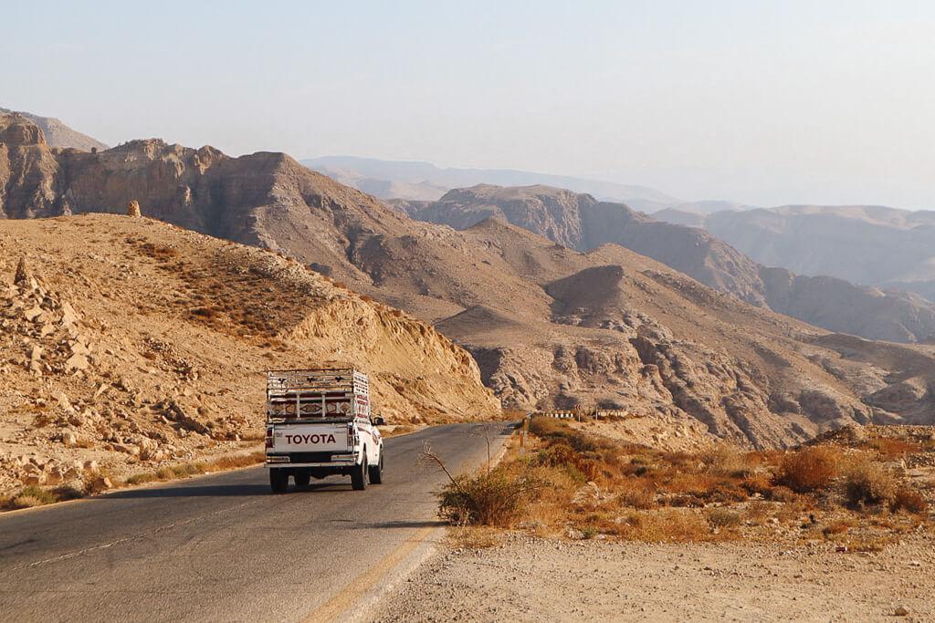 auto huren jordanie ervaringen
